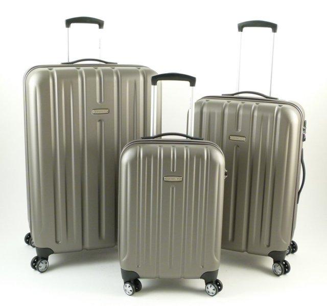 Set valigie luggage tra i più venduti su Amazon