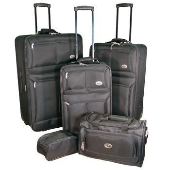 Set valigie policarbonato tra i più venduti su Amazon