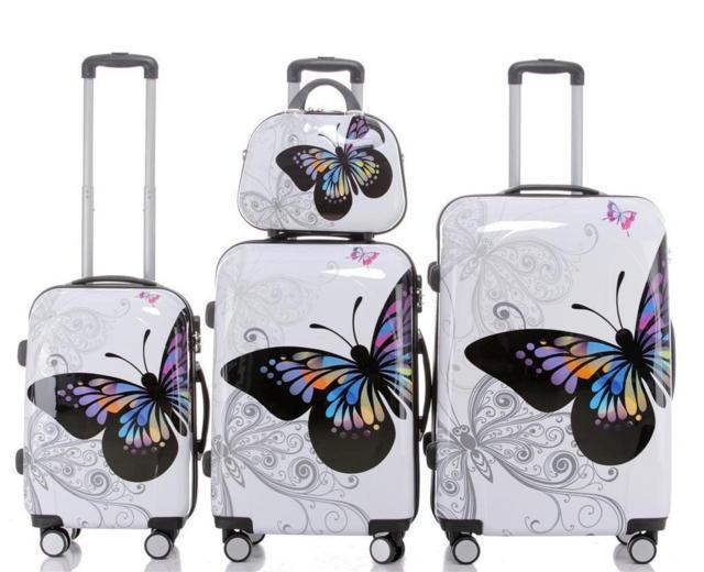 Set valigie roncato rigide tra i più venduti su Amazon
