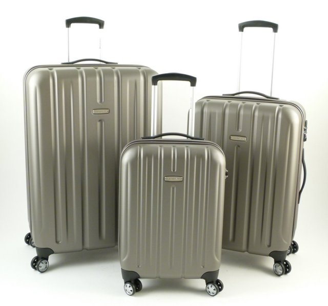 Set valigie stoffa tra i più venduti su Amazon