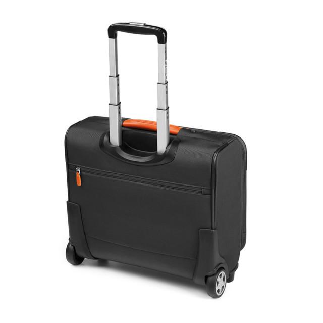 EASY Trolley SEVEN Porta Zaino NERO portata 15 KG